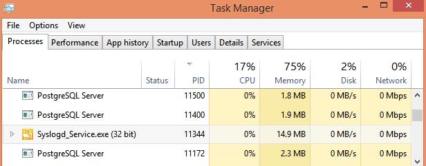 Troubleshoot Kiwi Syslog Server