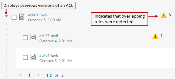 Manage ACLs on Cisco ASA and Nexus devices