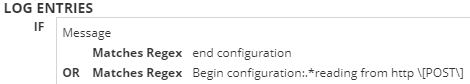 Configure real-time change detection in NCM