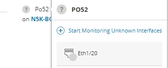 Set up monitoring for Cisco Nexus devices in NPM