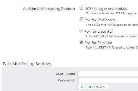 Network Insight for Palo Alto - monitor Palo Alto firewalls