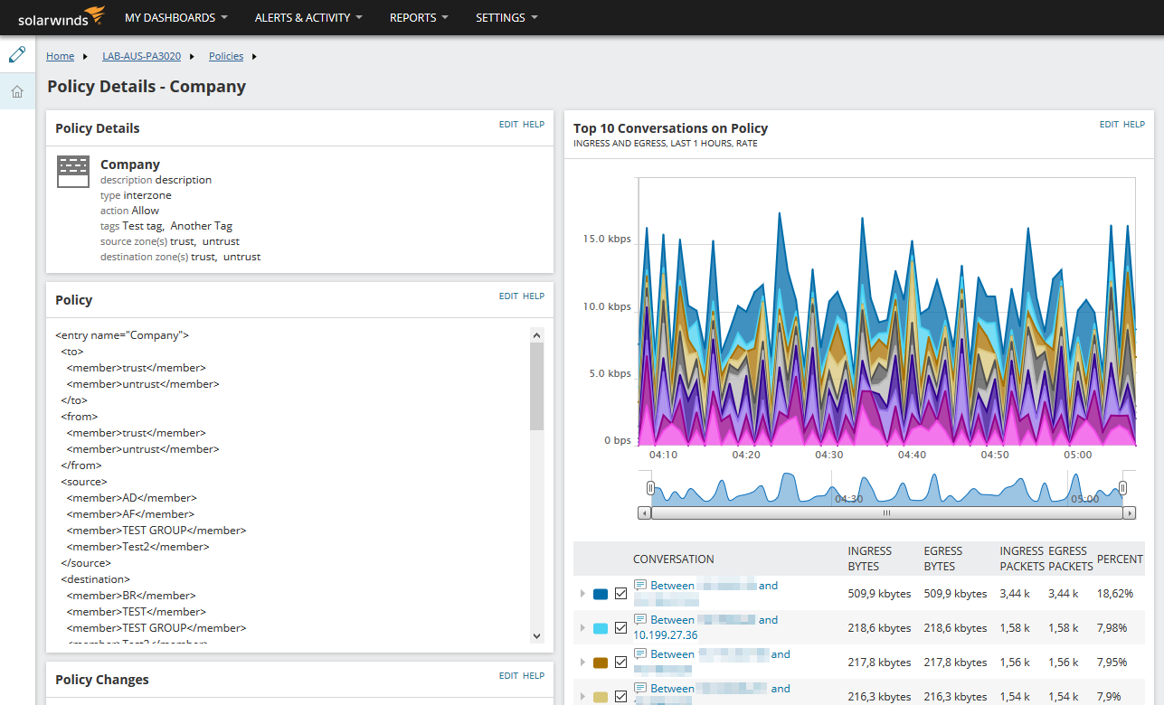 NCM 8 0, NPM 12 5, and NTA 4 6 feature: Network Insight for